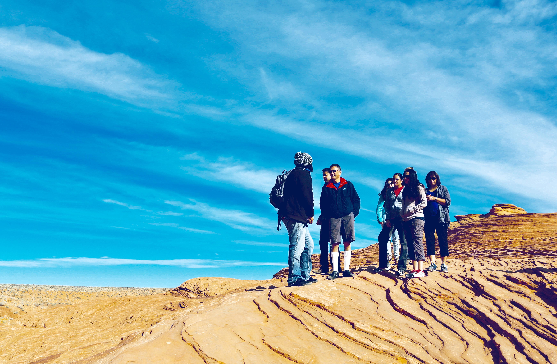 Hẻm núi Antelope Canyon